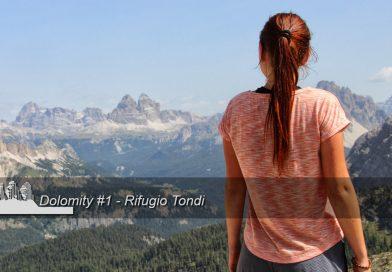 Dolomity #1 – Rifugio Tondi
