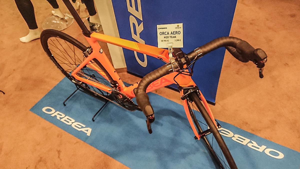 Orbea cestné bicykle