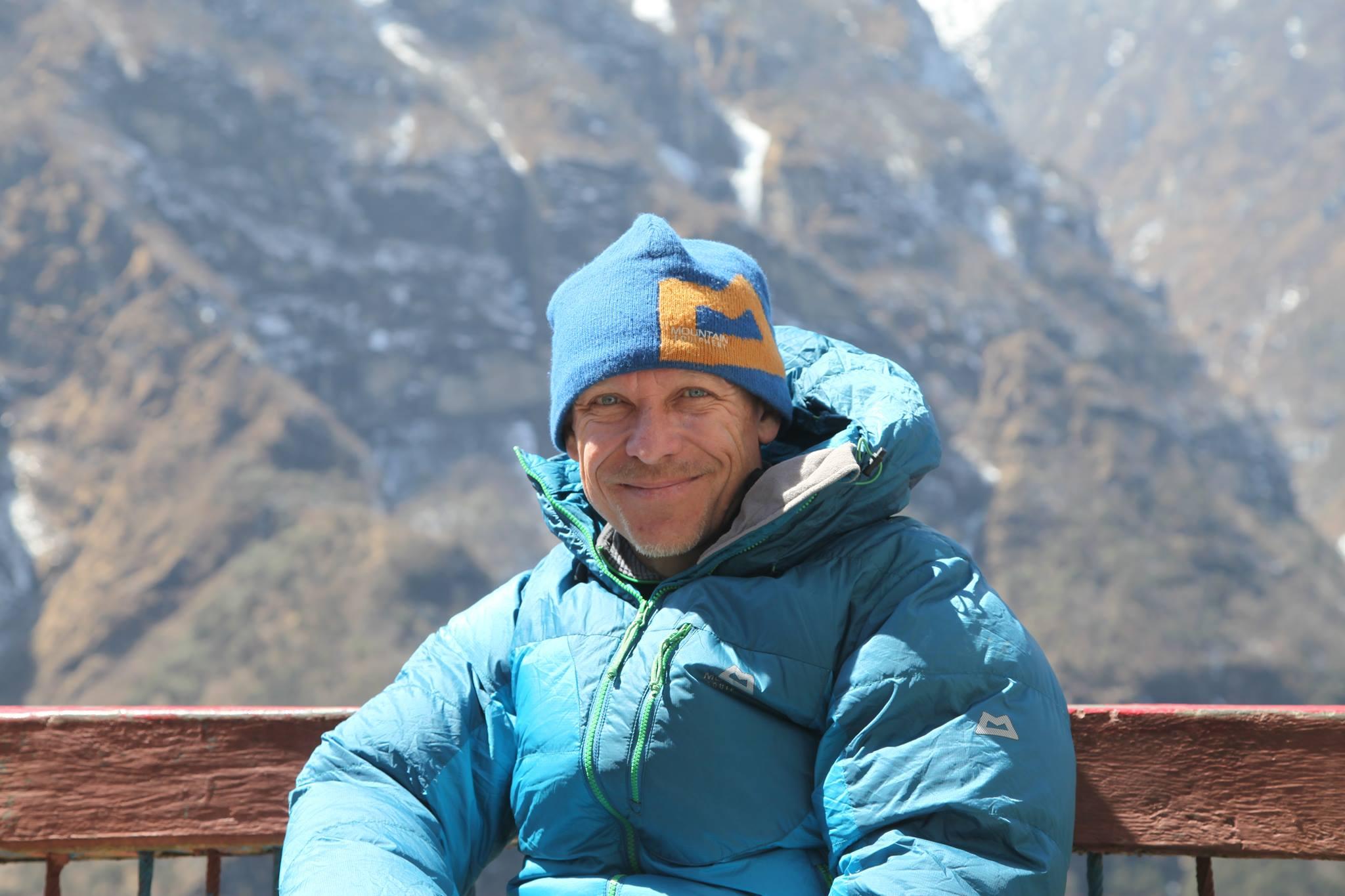 Expresky z hôr 92 - Peter Hámor, zdroj: FB page @himalayadventures