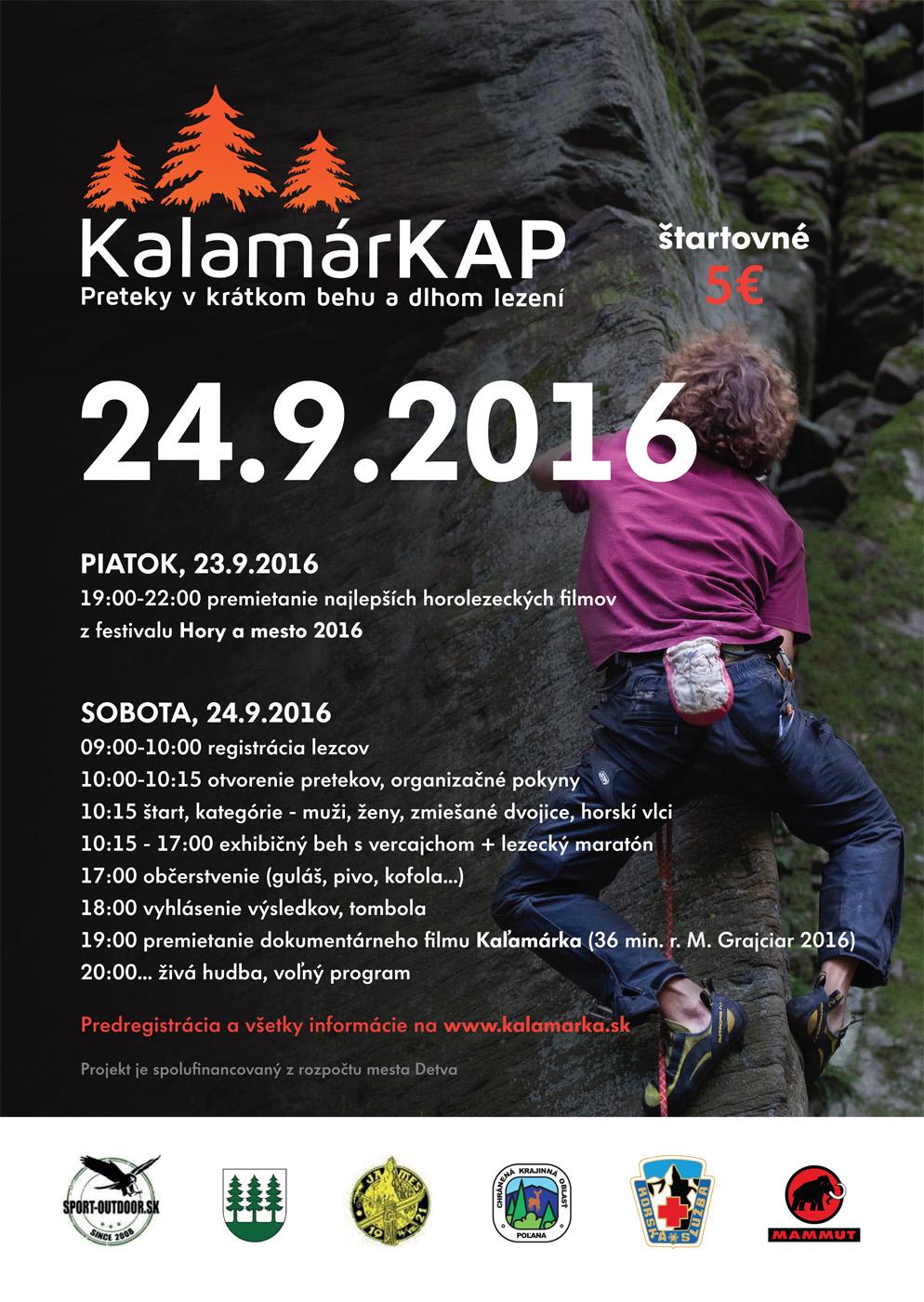 Expresky z hôr 29, KalamárKAP 2016, zdroj: kalamarka.sk