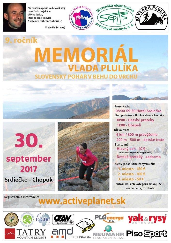 Expresky z hôr 81 - Memoriál Vlada Plulíka 2017, zdroj: activeplanet.sk