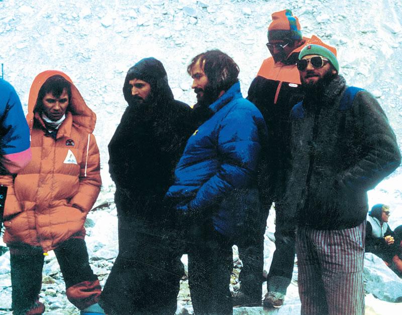 Expresky z hôr 84 - Expedícia Mount Everest 1988, zdroj: horyzonty.sk