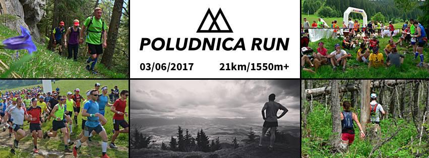 Expresky z hôr 64 - Poludnica Run 2017, zdroj: FB page poludnicarun
