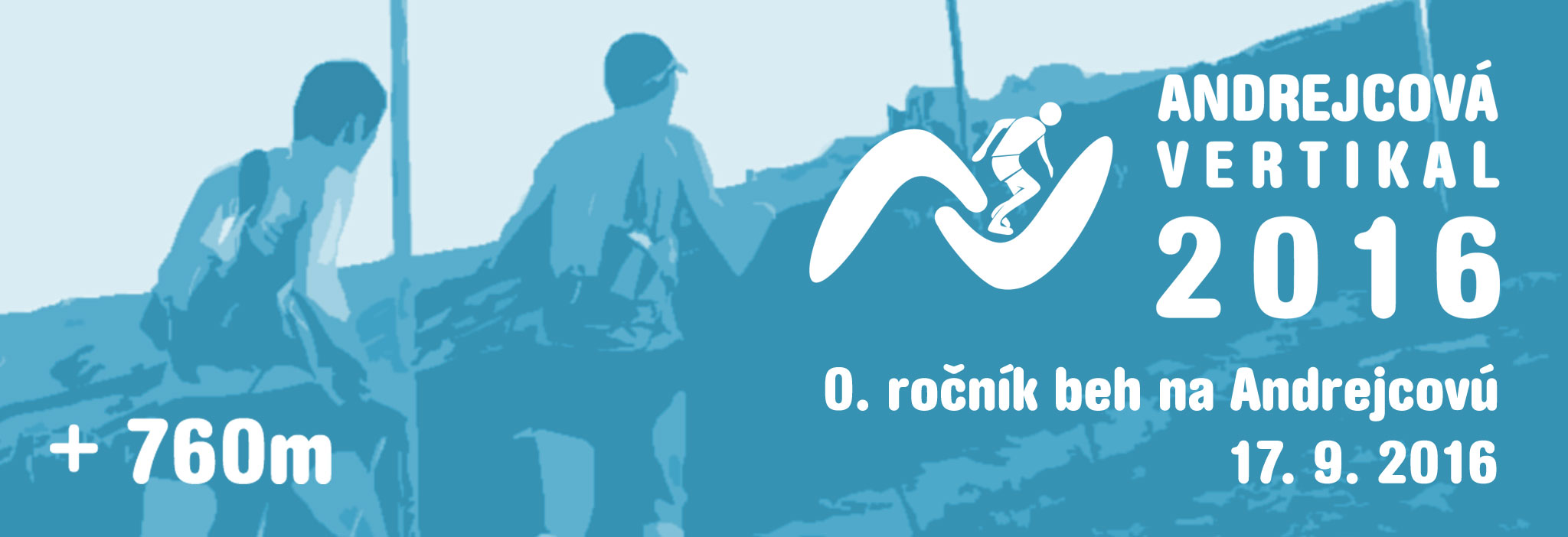 Expresky z hôr 28 - Andrejcová vertikal 2016, zdroj: vertikal.horskespolocenstvo.sk
