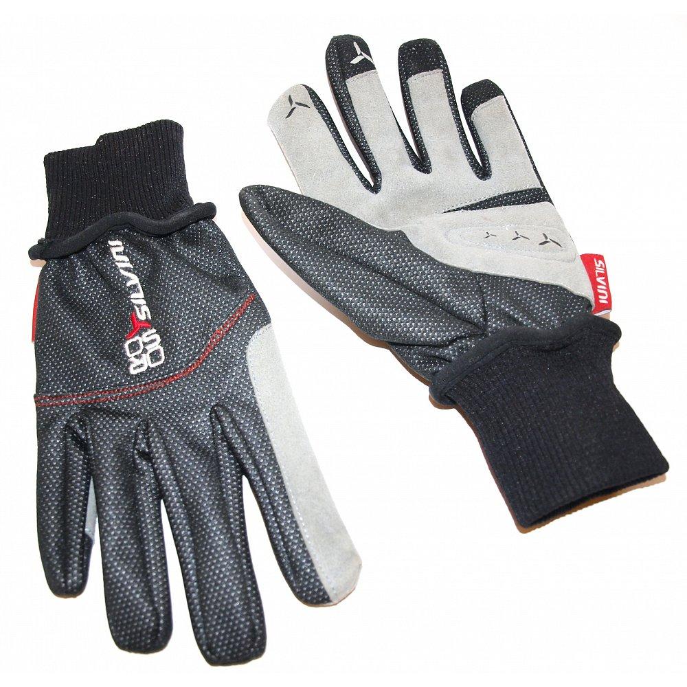 Zimná bežecká výbava a rukavice Silviny orso 216