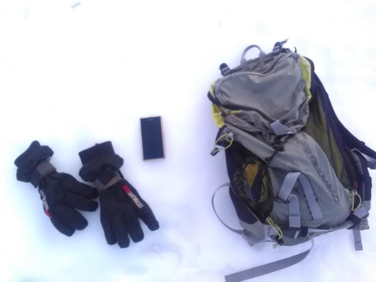 rukavice a CAT S30