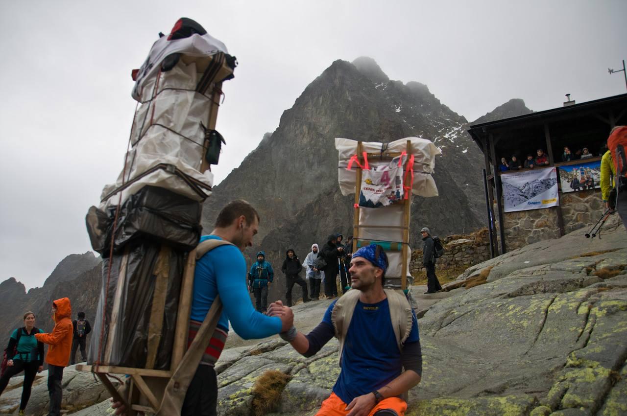 Expresky z hôr 85 - Sherpa rally 2017, zdroj: Švajčiarsky dom - sherpa caffe
