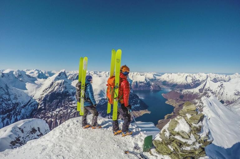 Expresky z hôr 14 - Sedem týždňov v Nórsku na skialpoch, foto: Kejda Ski Team, zdroj: skitourguru.com