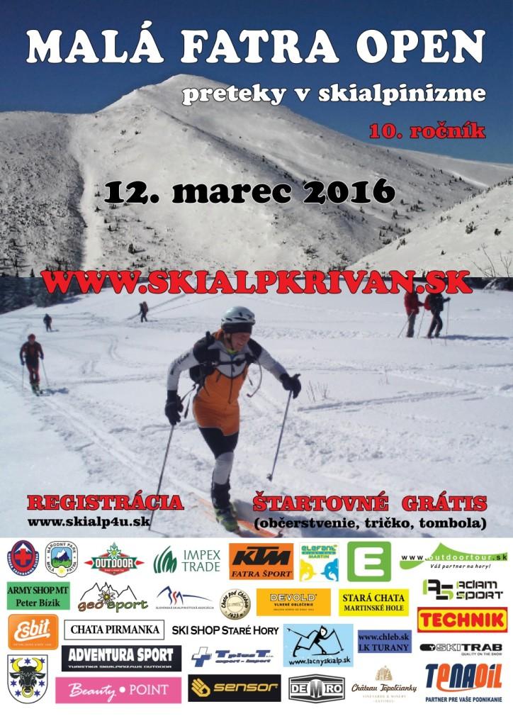 Malá Fatra Open 2016