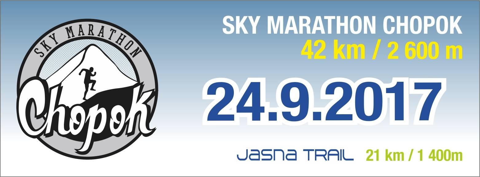 Expresky z hôr 80 - Sky Marathon Chopok 2017, zdroj: Active Planet outdoor centrum