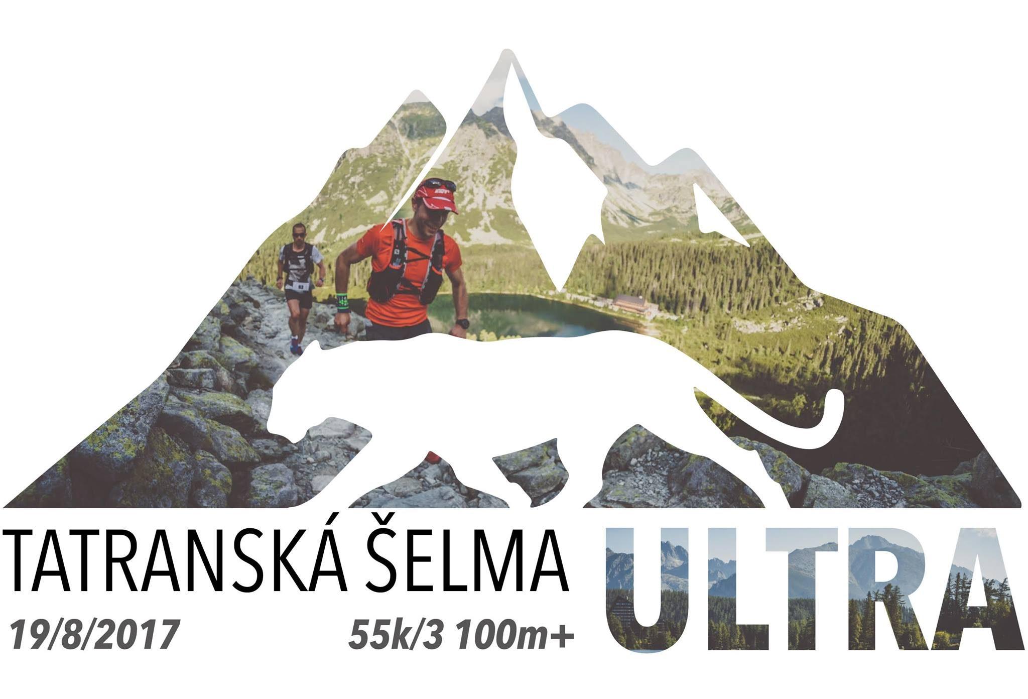 Expresky z hôr 75 - Tatranská Šelma Ultra 2017, zdroj: FB page @tatranskaselma