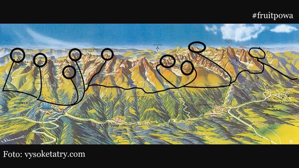 Expresky z hôr 67 - Tatranská výzva, zdroj: Richard Zvolanek FB page