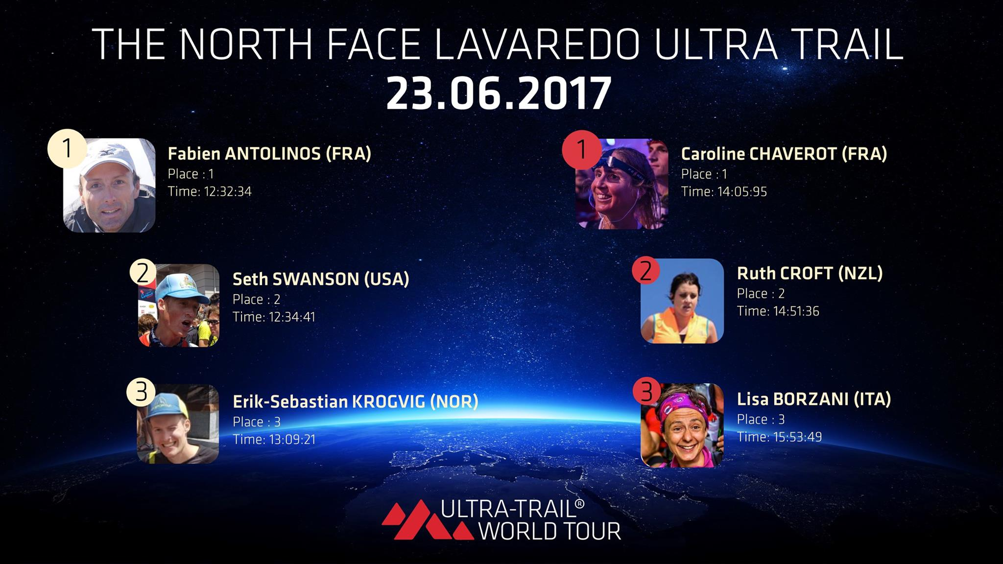 Expresky z hôr 68 - The North Face Lavaredo Ultra Trail 2017, zdroj:Ultra-Trail World Tour