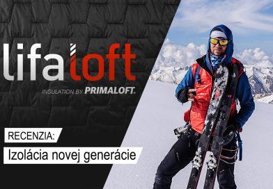 Outdoor recenzia: Lifaloft je izolácia novej generácie | Helly Hansen