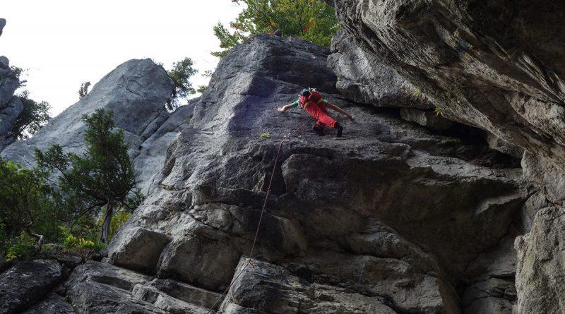 Titulná fotka pre lezecká oblasť Komjatná