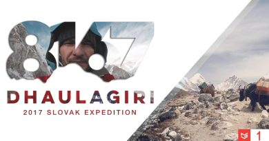 Michal Gabriž: Rozhovory z Dhaulágirí, časť prvá