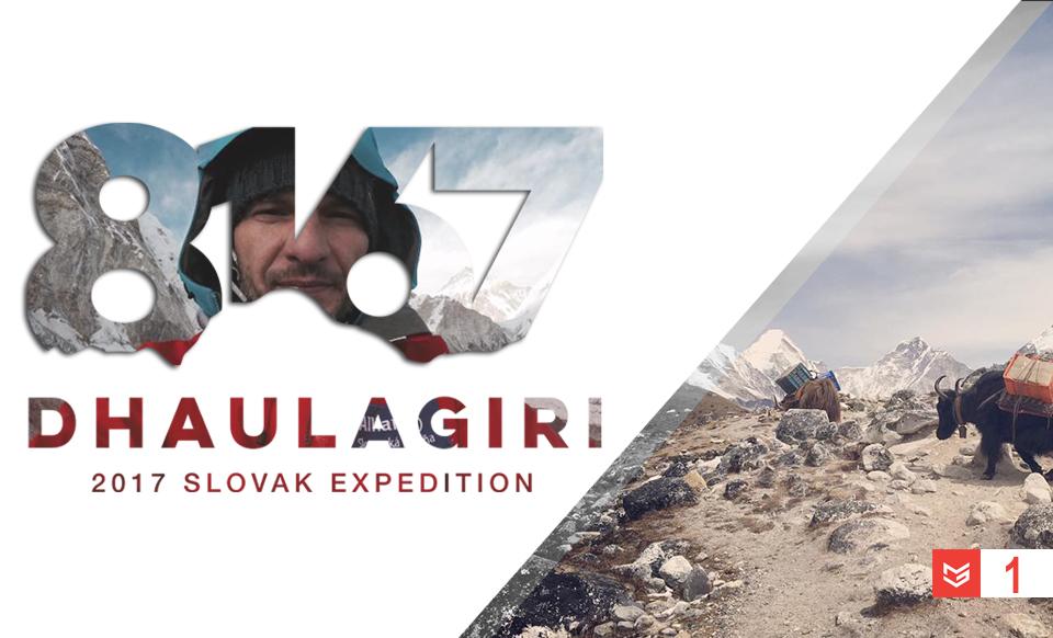 Expresky z hôr 55 - Rozhovory z Dhaulágirí