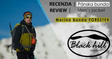 Recenzia Merino bundy black Hill outdoor