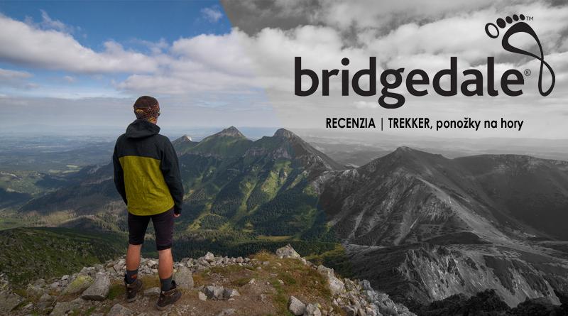 Expresky z hôr 81 - Outdoor recenzia: Bridgedale Trekker, ponožky na hory