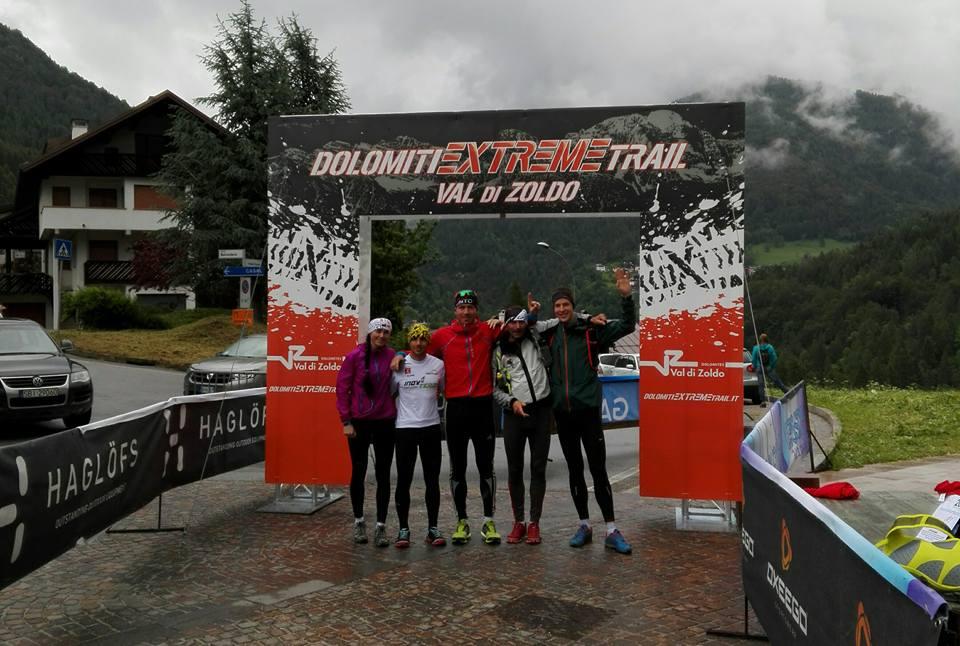 Expresky z hôr 16 - Dolomiti Extreme Trail 103 km, zdroj: Tomáš Kačmarčík - fun page