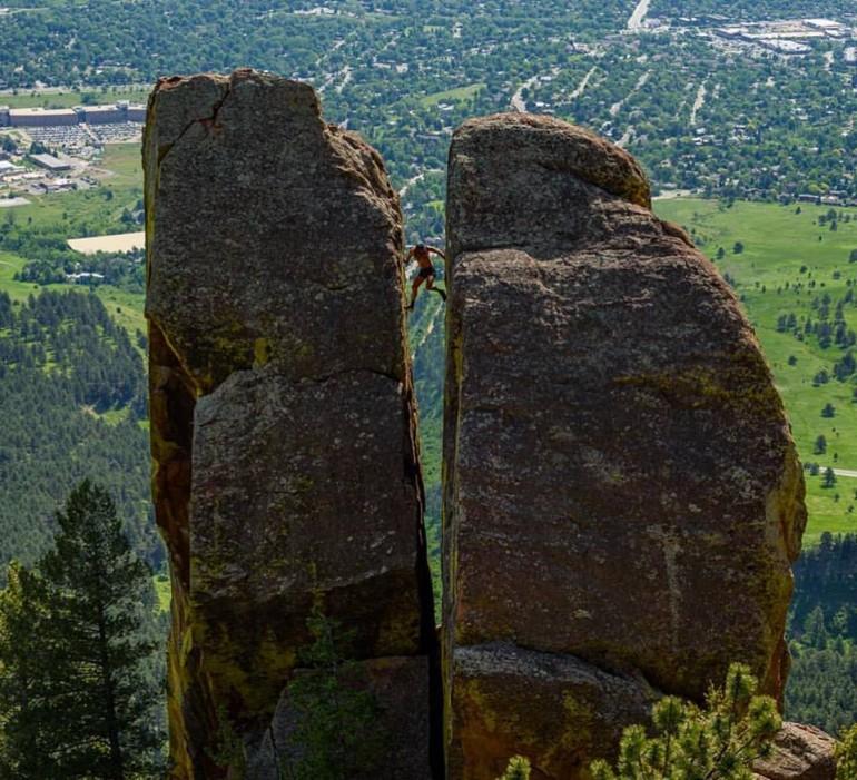 Expresky z hôr 16 - Ranne Antonovo lezenie, zdroj: FB fanpage Anton Krupicka