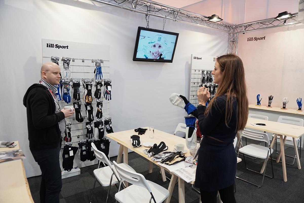 Ispo 2018 top 10 lillsport stánok na výstave