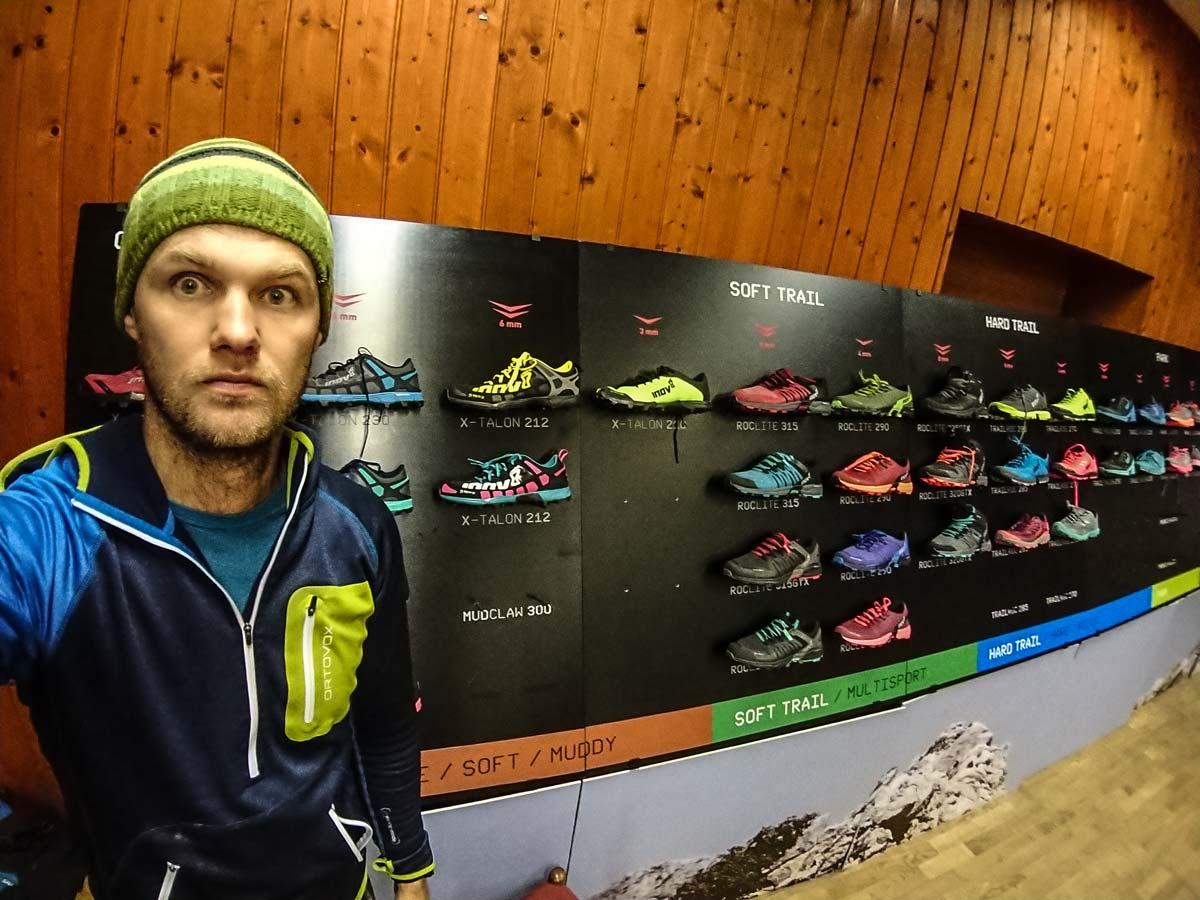 Inov8 bežecké topánky na všetky druhy behu do terénu, trail run festival kolekcia 2017