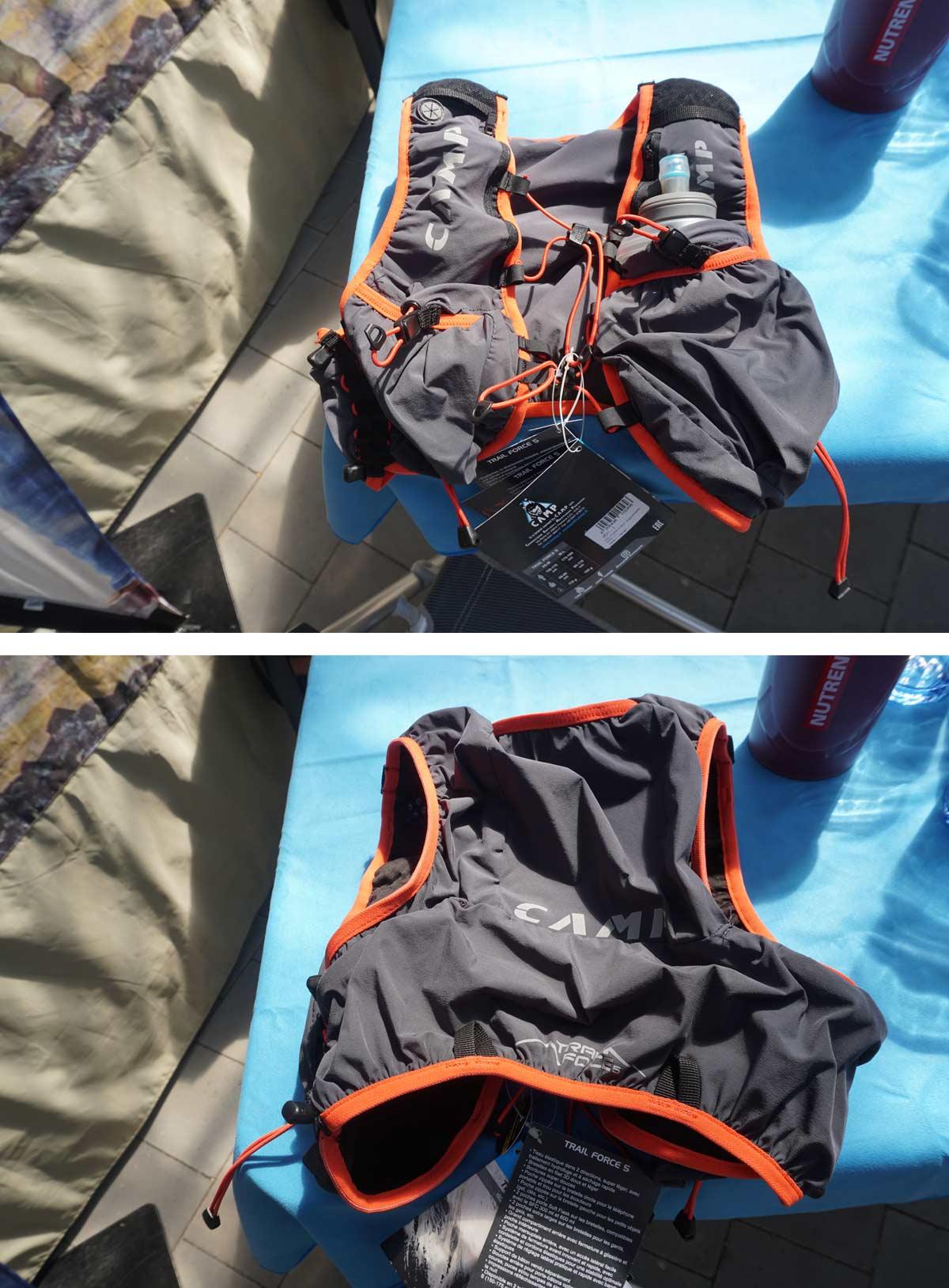 Camp Trail Force 5 | trailový bežecký batoh
