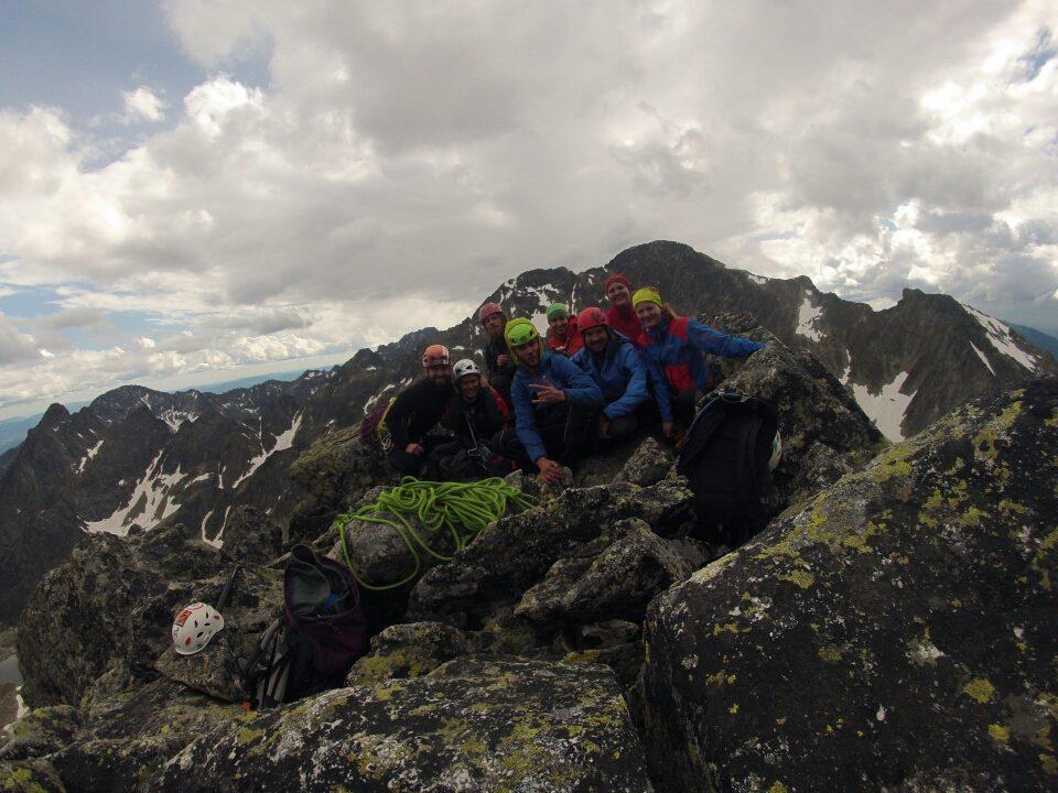 Expresky z hôr 16 - Tygrova lezecká crew na Baraních rohoch