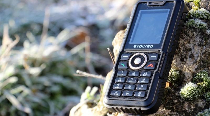 Evolveo StrongPhone Accu