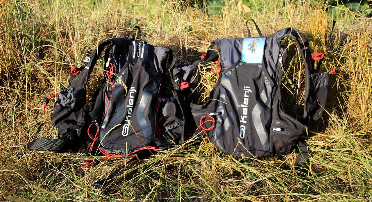 trailový batoh Kalenji