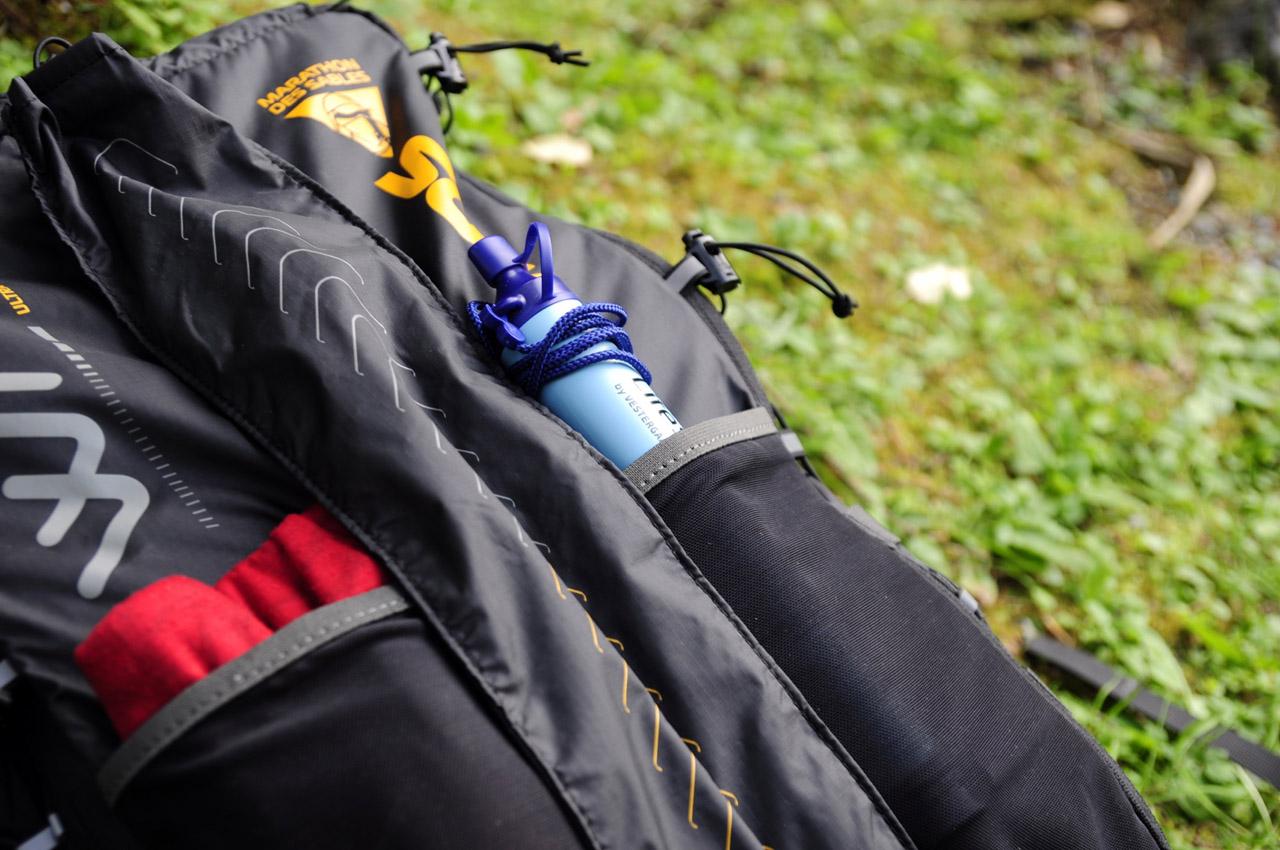 WAA Ultrabag 20L - predné vrecká