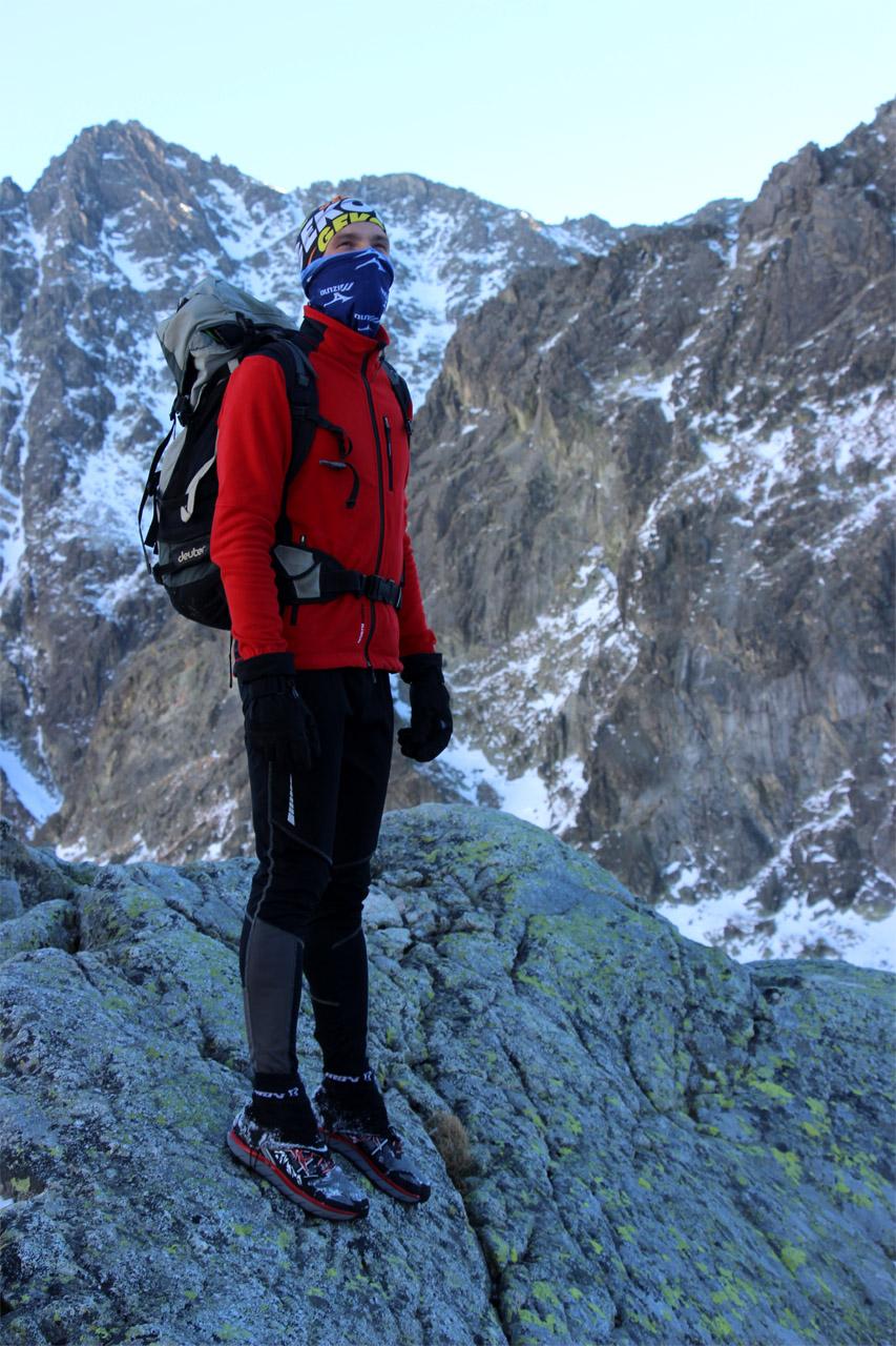 Altra Lone peak 3.0 pri Zbojníckej chate