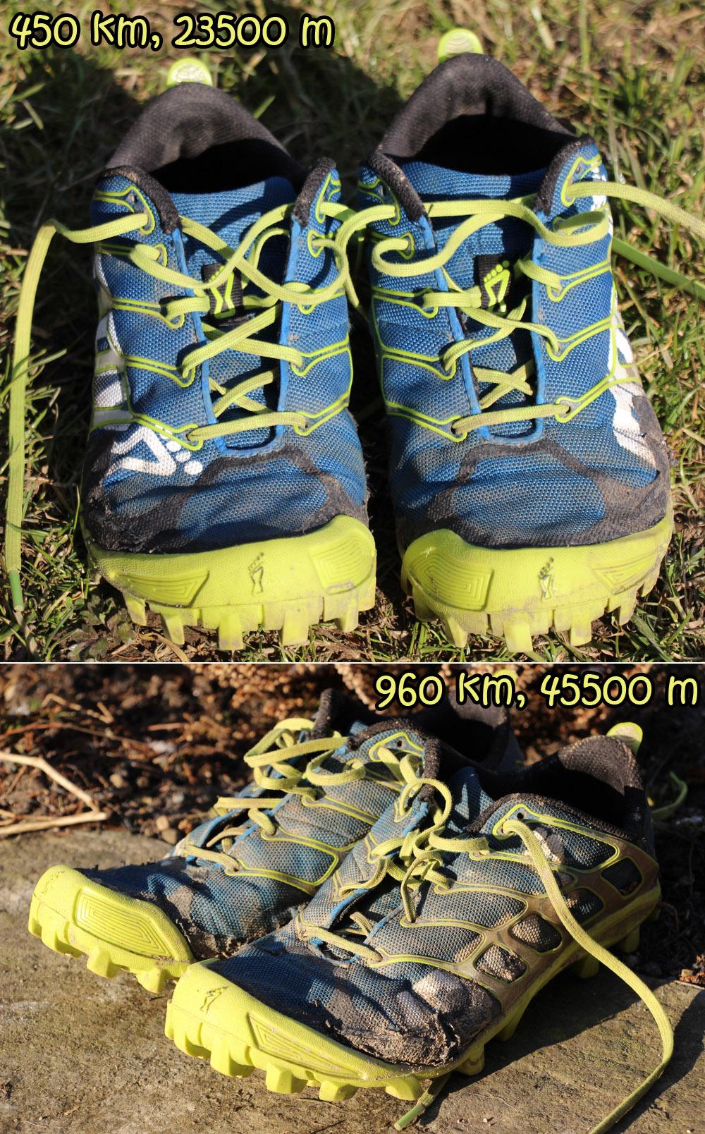 Bežecké topánky Inov-8 Baregrip 200