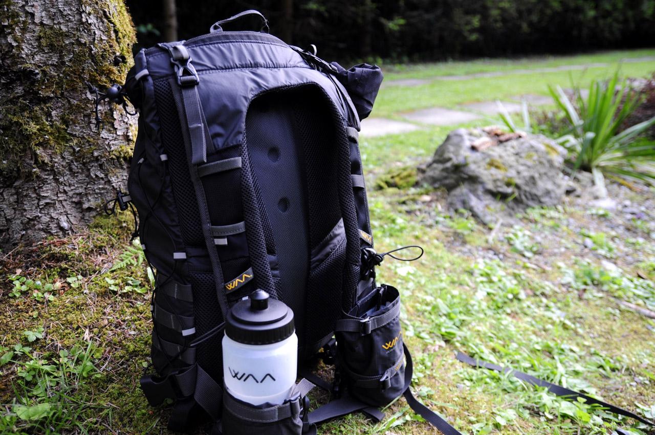 WAA Ultrabag 20L - hlavné popruhy