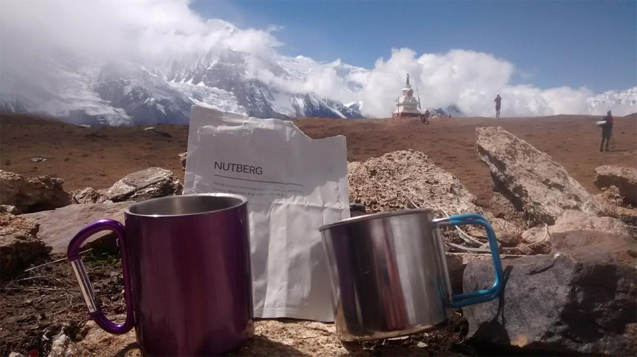 Nutberg v Nepáli