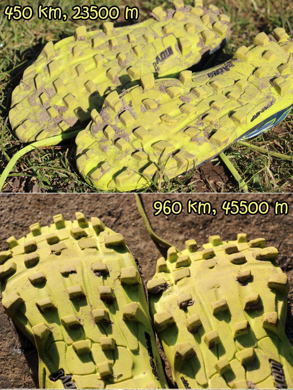 Bežecké topánky Inov-8 Baregrip 200 podrážka