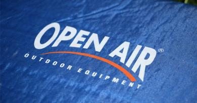 Open air logo