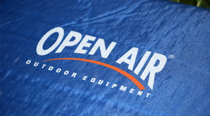 Open air logo