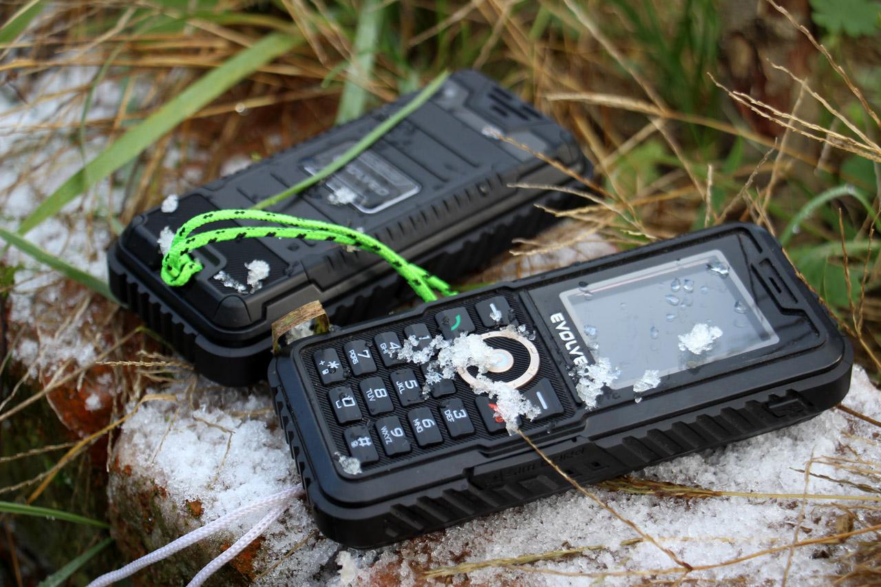 Outdoorový telefón Evolveo StrongPhone Accu