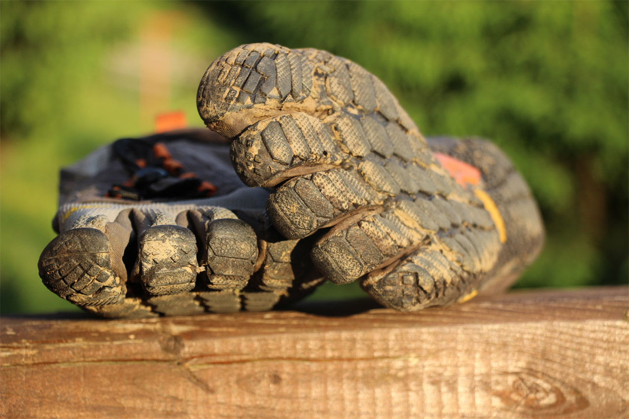 Vibram Fivefingers Trek Ascent