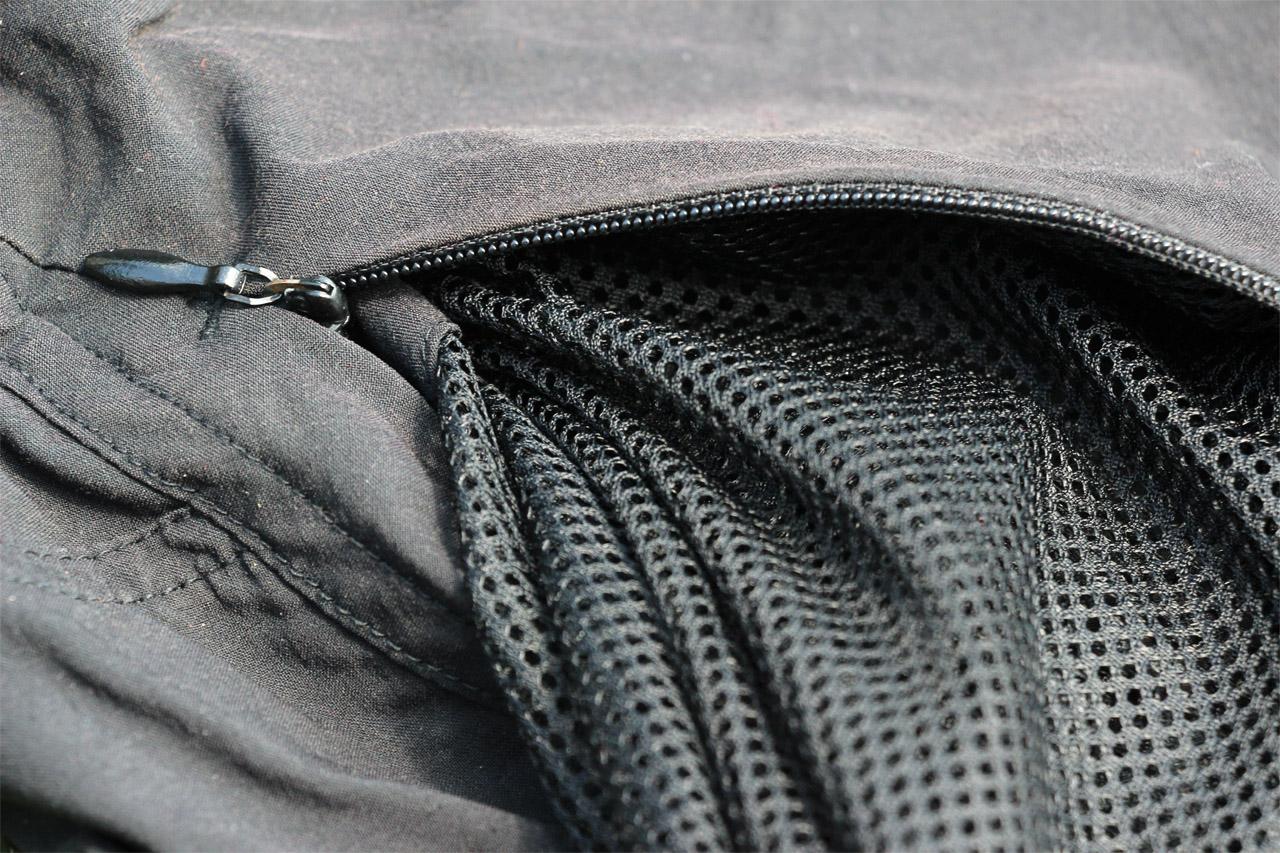 Ferrino Gariwerd short X-track - zipsy