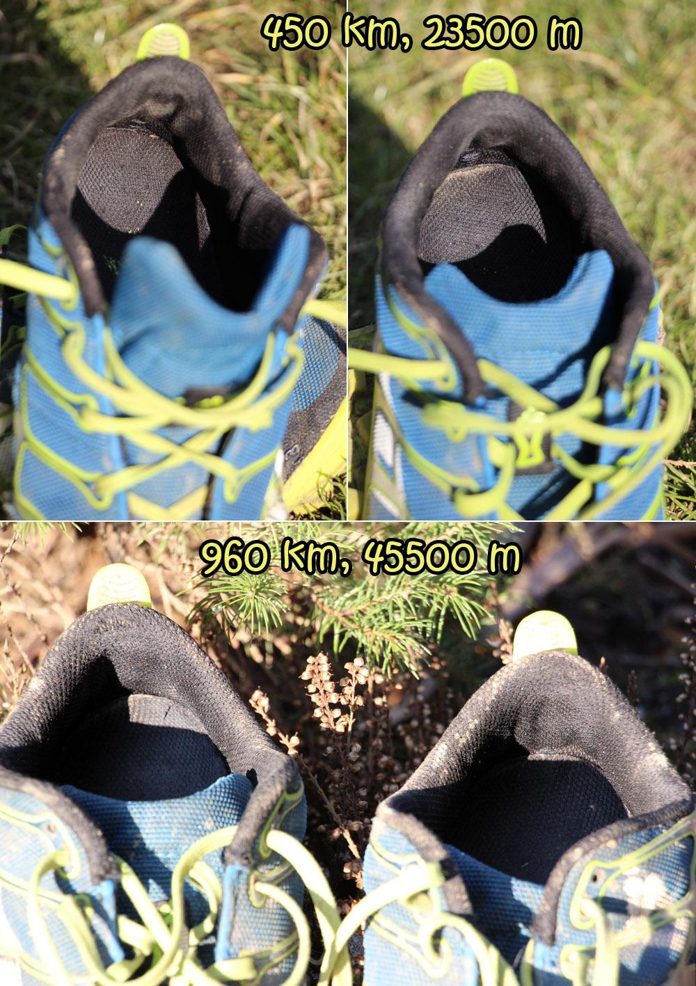 Bežecké topánky Inov-8 Baregrip 200 zvršok