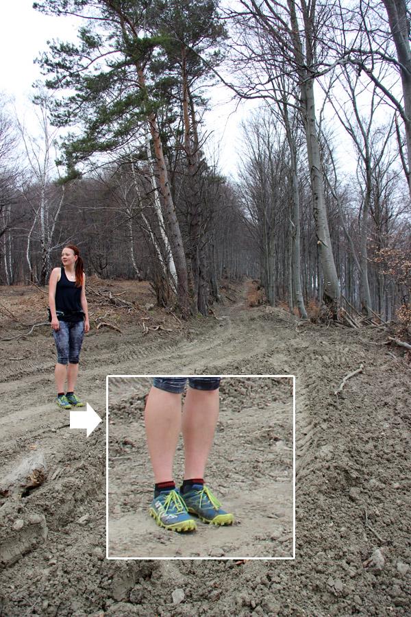 V ponožkách Moose Ultramarathon Black