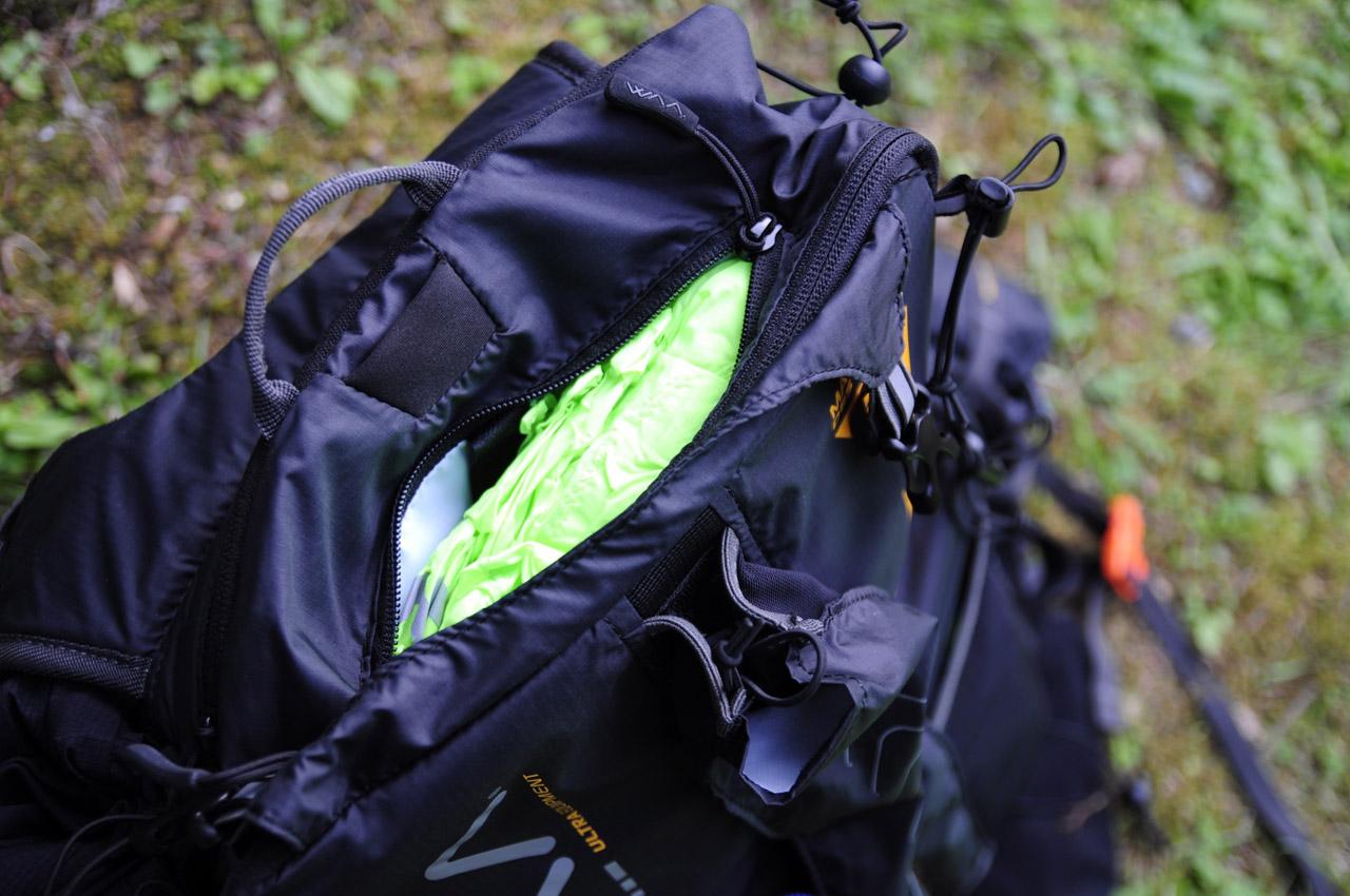 WAA Ultrabag 20L - pláštenka pre bežca