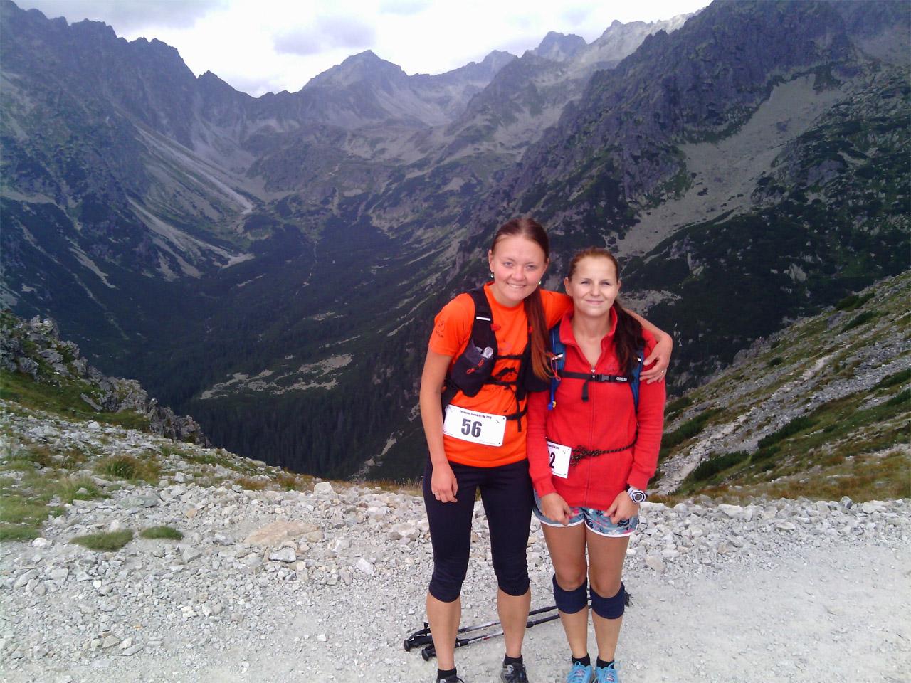 Tatranská šelma ultra 2015: Sedlo Ostrvy vo Vysokých Tatrách