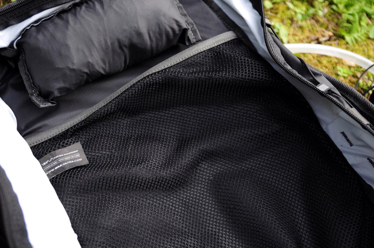 WAA Ultrabag 20L - sieťovinové vrecko