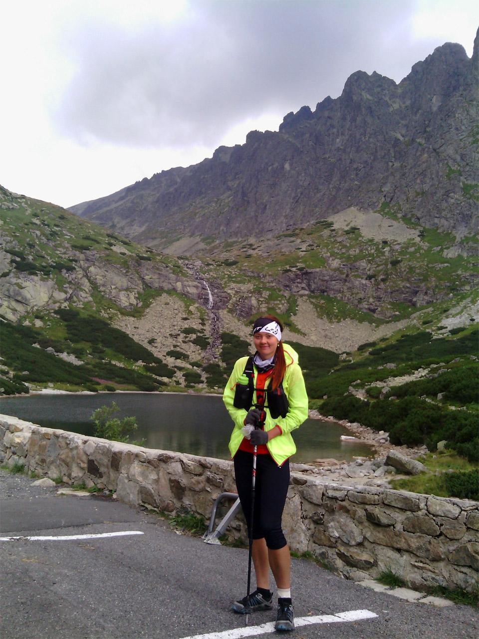 Tatranská šelma ultra 2015:Na Sliezskom dome vo Vyskokých Tatrách