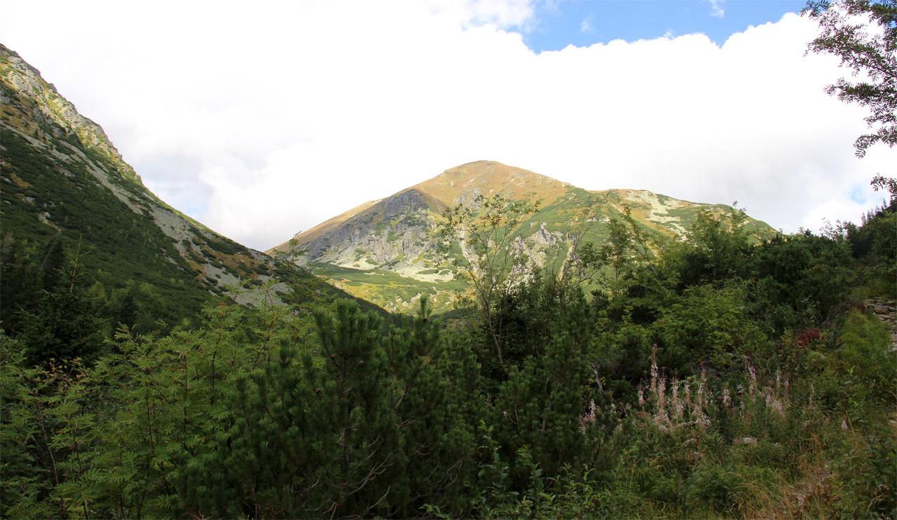 Klin v Západných Tatrách