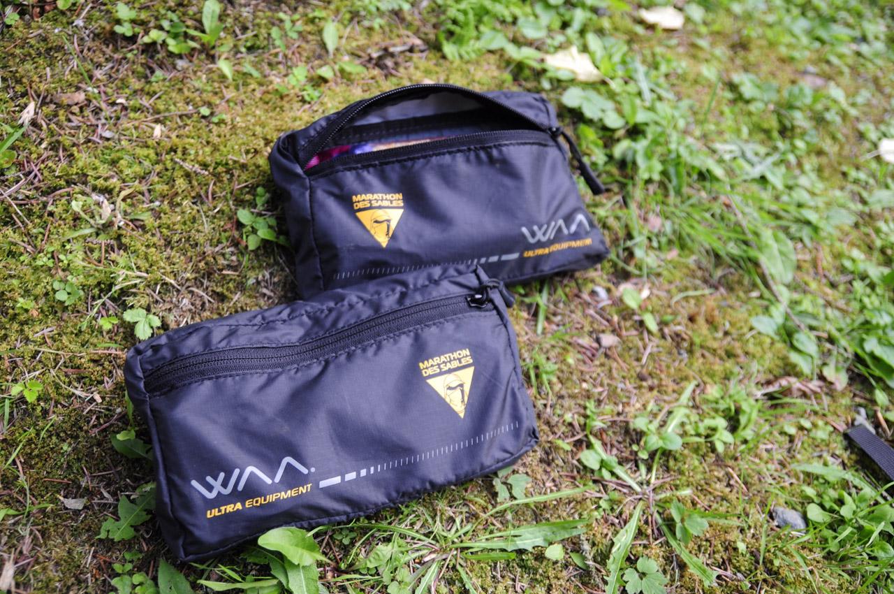 WAA Ultrabag 20L - Bočné kapsy